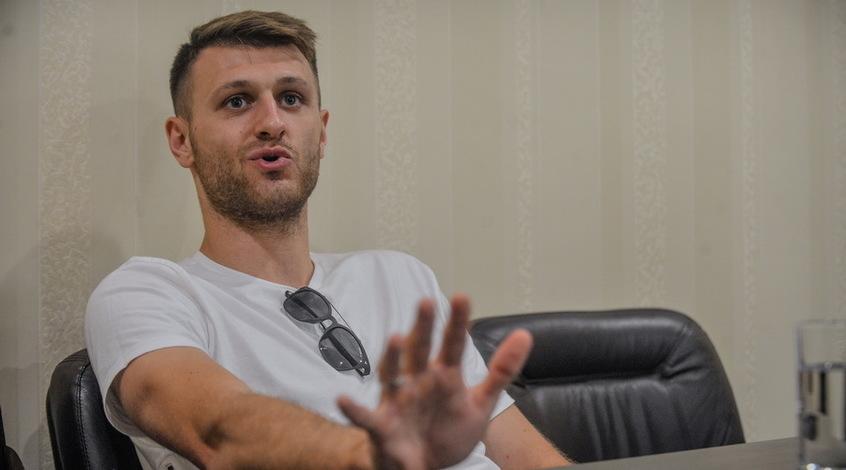 "Украинцы в Азербайджане: восьмерка ""Габалы"", гол Вернидуба"