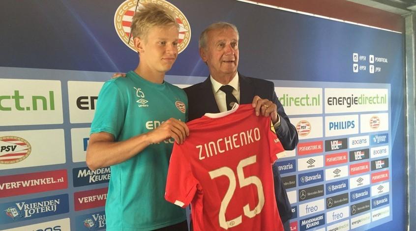 Александр Зинченко: в поисках места под эйндховенским солнцем