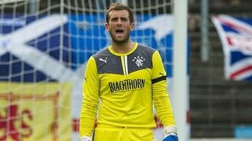 "Голкипер ""Данди Юнайтед"" за тайм отразил три пенальти (Видео)"