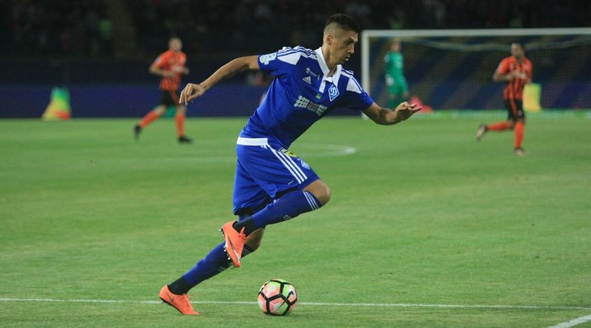 Динамо желает, чтобы ПАОК оплатил заХачериди 3 млн. евро