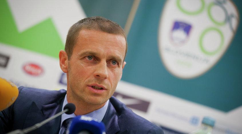 Официально: Александер Чеферин избран Президентом УЕФА
