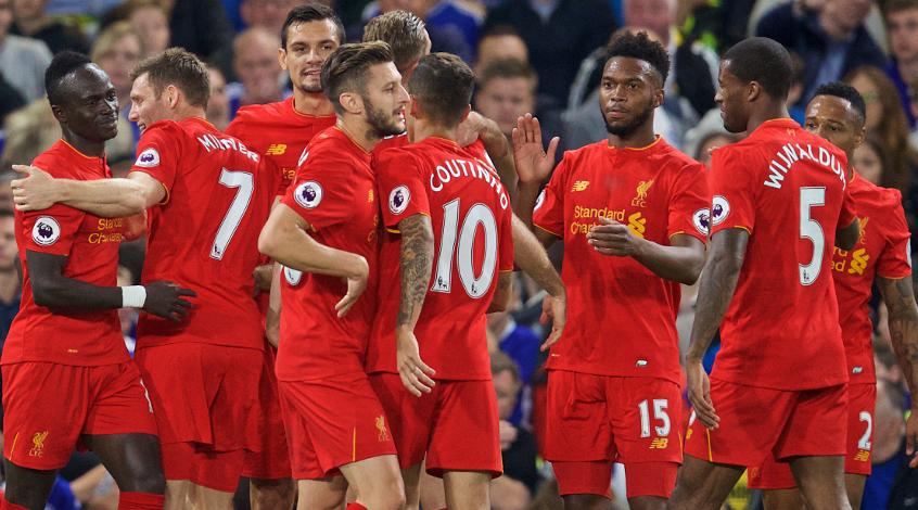 """""""Ливерпуль"""" выдал лучший старт в чемпионате Англии за 126-летнюю историю"""