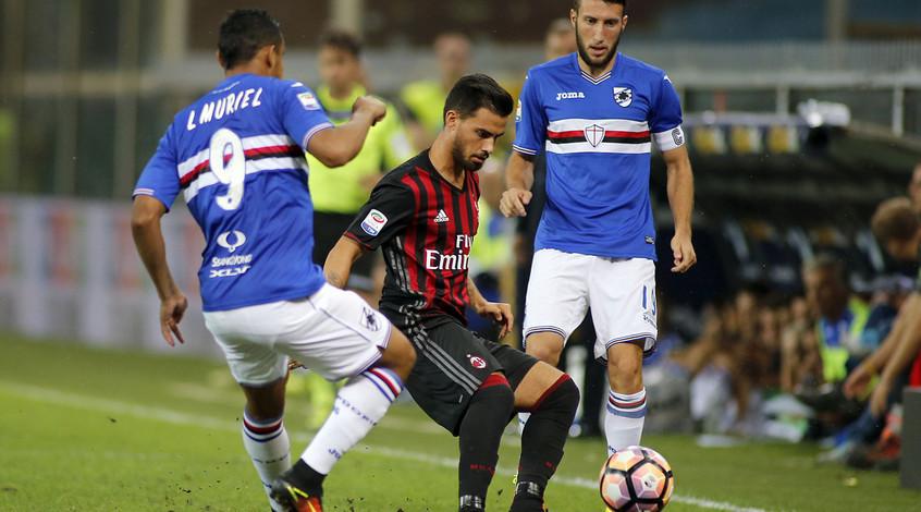 """Сусо: """"Меня хотели заполучить """"Наполи"""", """"Рома"""" и """"Интер"""", но я счастлив в """"Милане"""""""