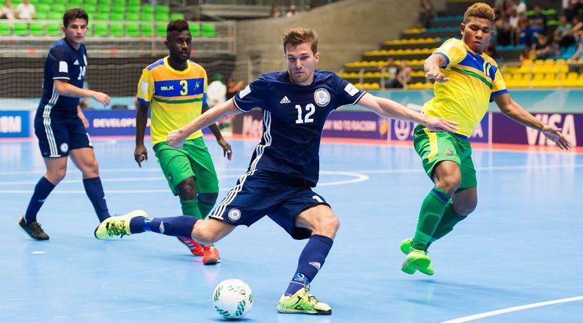Казахстан – Соломоновы острова 10:0. Историческая победа!