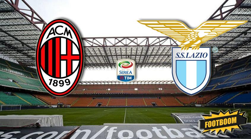 «Милан» обыграл «Лацио» и впервый раз всезоне победил в 3-х матчах подряд