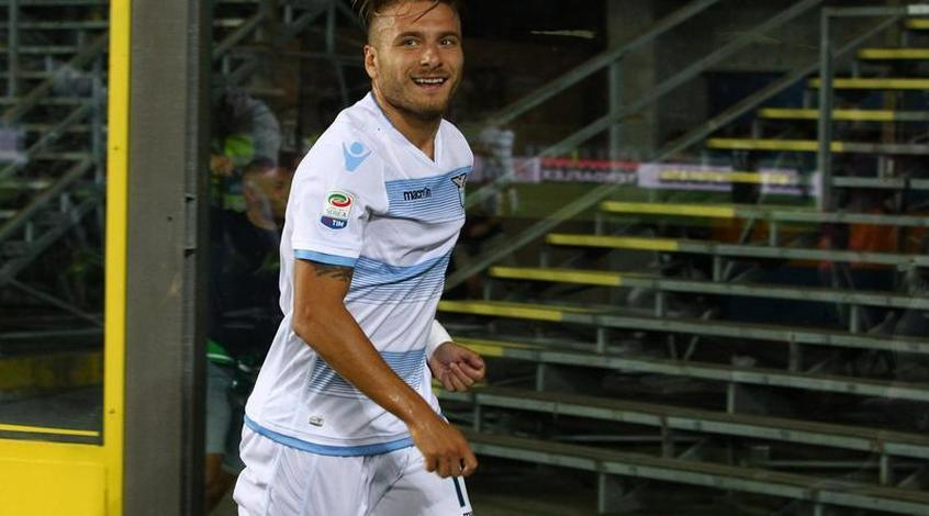 """Милан"" - ""Лацио"": коэффициент 2,50 на гол Чиро Иммобиле"