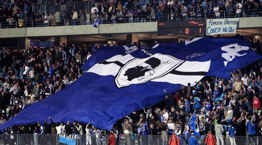 """""""Бастия"""" начнет новый сезон в пятом по силе дивизионе Франции"""