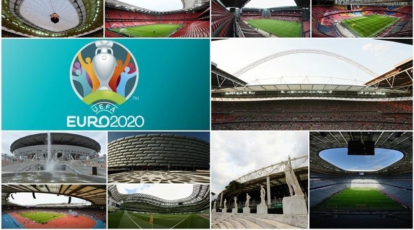 «Уэмбли» примет сразу 7 матчей Евро