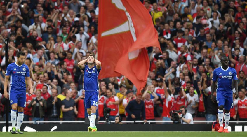 """""""Арсенал"""" - """"Челси"""" 3:0. Снятие """"синей порчи"""""""