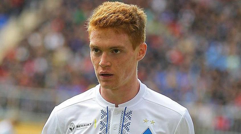 Виктор Цыганков - один из самых молодых дебютантов сборной Украины