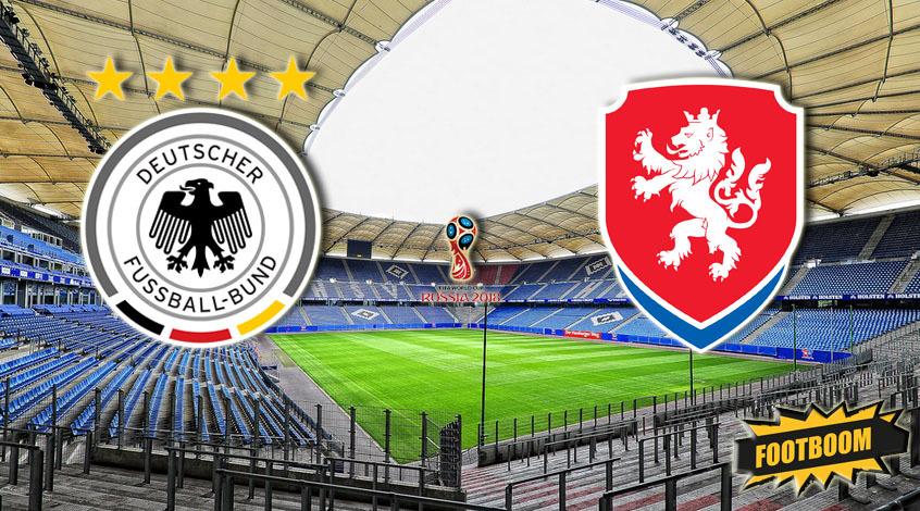 Германия - Чехия. Анонс и прогноз матча