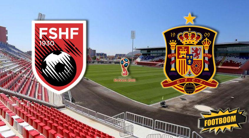 Албания - Испания. Анонс и прогноз матча
