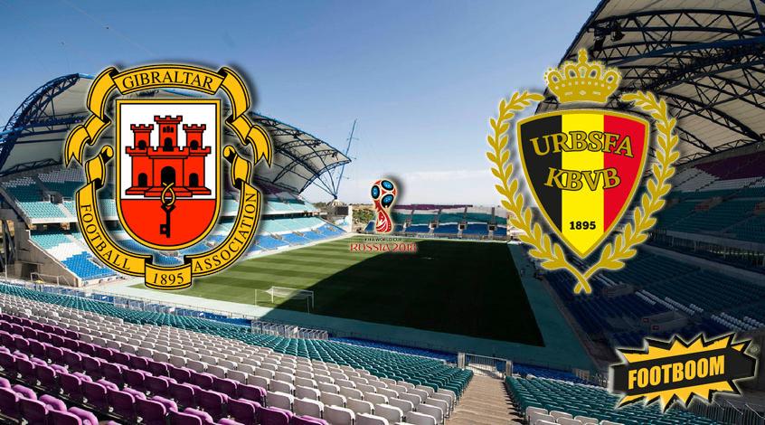 Гибралтар - Бельгия. Анонс и прогноз матча