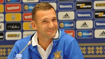 Андрій Шевченко оголосив склад збірної України на матчі проти Фінляндії та Сербії
