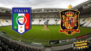 Отбор к ЧМ-2018. Италия - Испания 1:1. Битва титанов без победителя (Видео)