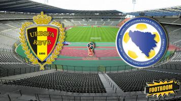 Отбор к ЧМ-2018. Бельгия - Босния 4:0. Бельгийцы пока без проблем (Видео)