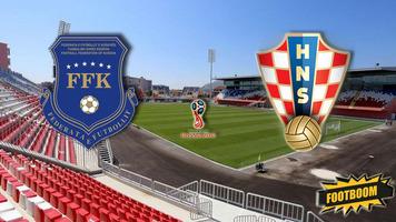 Отбор к ЧМ-2018. Косово - Хорватия 0:6. Большая разница в балканском противостоянии (Видео)