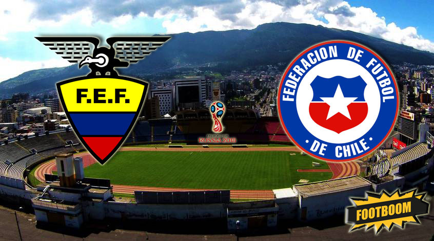 Ставим на голы в матче Эквадор - Чили