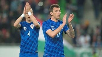 "Футболисты сборной Хорватии спели ""Moja domovina!"" (Видео)"