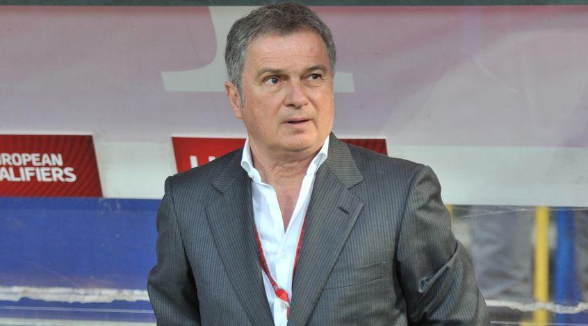 Тренера сборной Черногории сократили заотказ выйти наматч против Косова