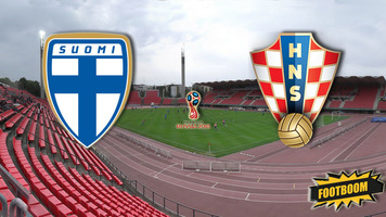 Отбор к ЧМ-2018. Финляндия - Хорватия 0:1. Вновь победный гол от Манджукича (Видео)