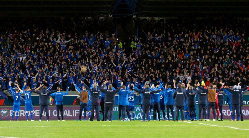 Исландия - Турция 2:0. Не повторяя ошибок Украины
