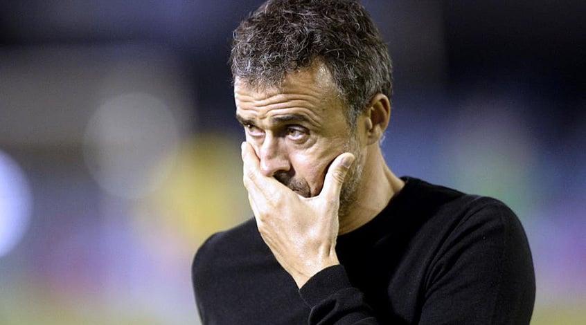 """Mundo Deportivo: Луис Энрике устроил """"Барселоне"""" 20-минутное совещание"""