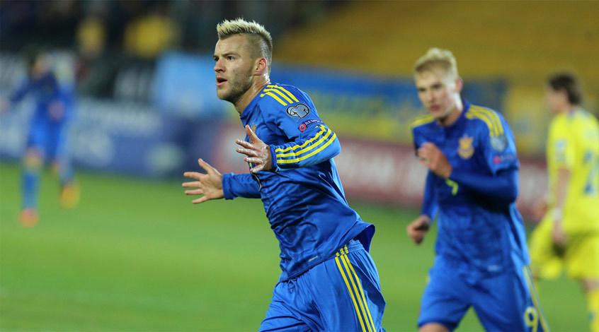 Украина - Косово 3:0. Сплав