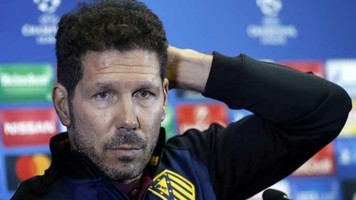 """Диего Симеоне: """"Не считаю, что мы проиграли """"Реалу"""" из-за VAR"""""""