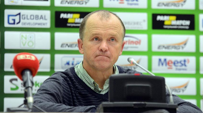 Олег Дулуб вступил вдолжность основного тренера клуба БАТЭ