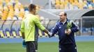 Как Виктор Леоненко настраивает команду перед матчем (Видео)
