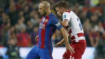 """""""Барселона"""" выдвинула Хавьеру Маскерано условия для расторжения контракта"""