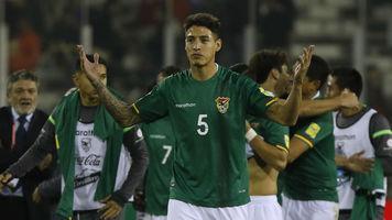 Сборная Боливии получила технические поражения в матчах с Чили и Перу