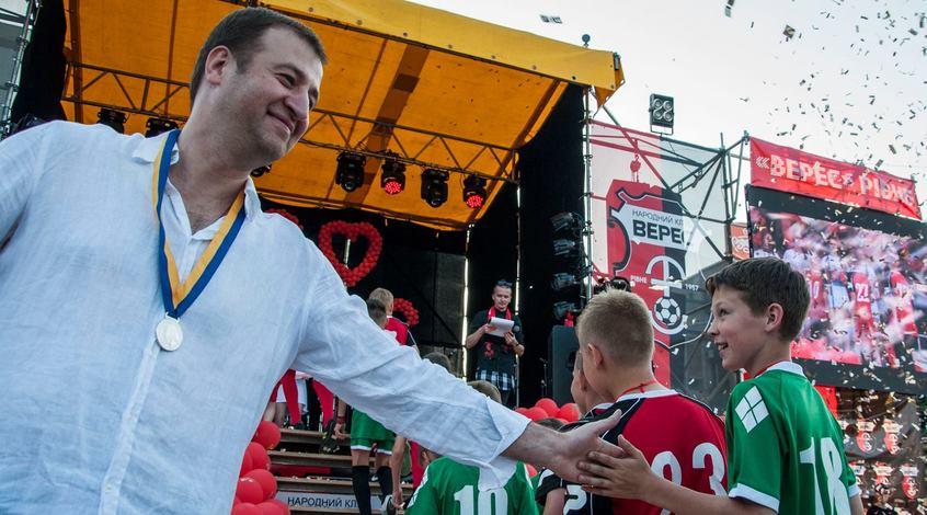 """Олексій Хахльов: """"Верес"""" йде в українську Книгу рекордів"""""""