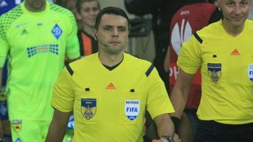 Бойко и Абдула получили назначения на матчи Лиги Европы