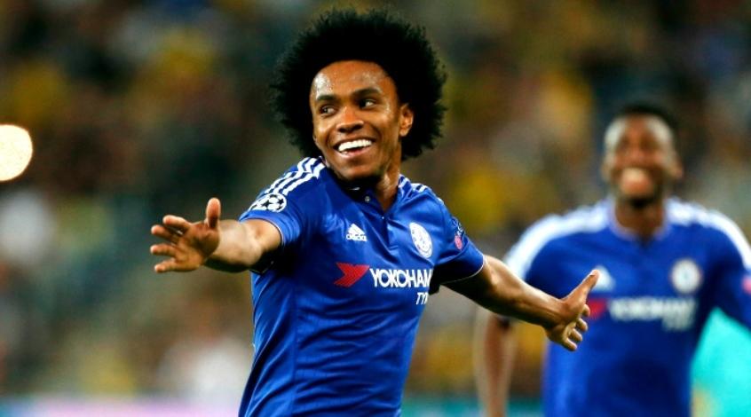 """Sky Sport: """"Барселона"""" возобновила переговоры с """"Челси"""" по трансферу Виллиана"""