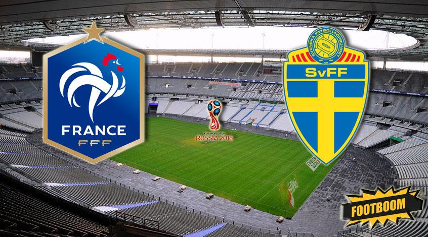 Франция – Швеция. Анонс и прогноз матча