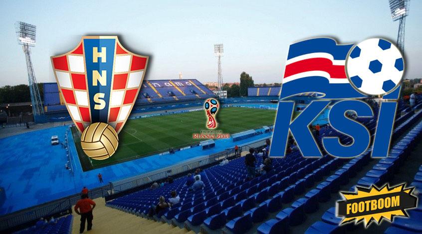 Хорватия - Исландия. Анонс и прогноз матча