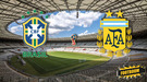 Отбор К ЧМ-2018. Бразилия - Аргентина 3:0. Аргентинцы разбиты в Белу-Аризонти (Видео)