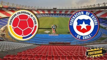 Колумбия - Чили. Анонс и прогноз матча