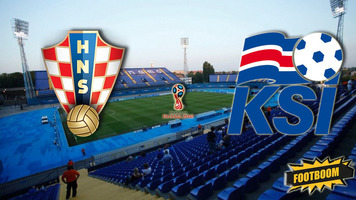 Отбор к ЧМ-2018. Хорватия - Исландия 2:0. Брозович выводит хорватов в лидеры (Видео)