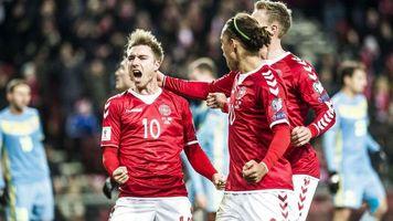 Кристиан Эриксен признан футболистом 2018 года в Дании