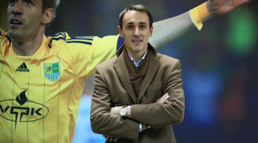Милан Обрадович назначен главным тренером сборной Сербии (U-19)