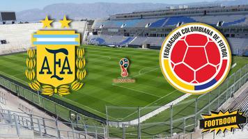 Отбор к ЧМ-2018. Аргентина - Колумбия 3:0. Аргентинцы прерывают серию неудач (Видео)
