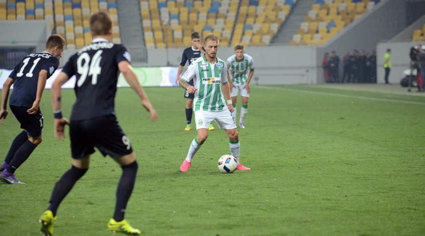 Константин Ярошенко стал игроком клуба второй лиги Финляндии