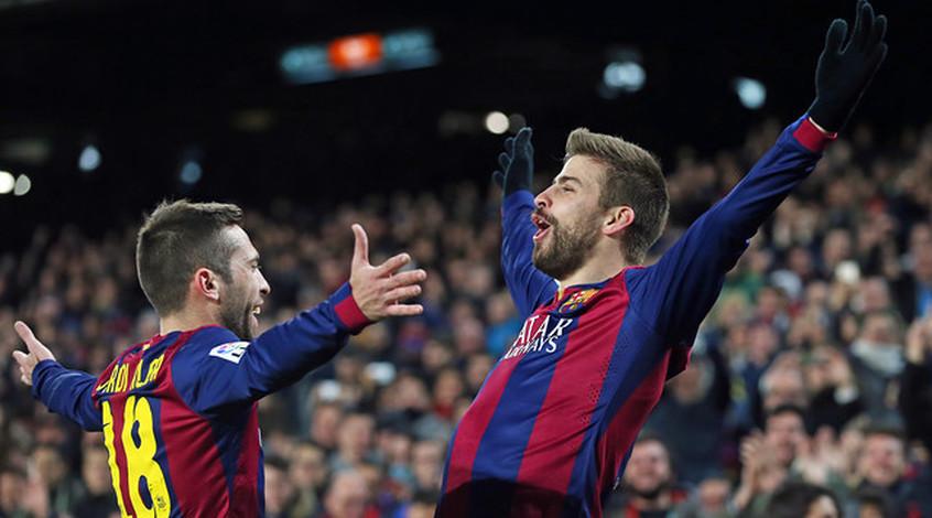"""Херард Пике: """"Мы """"Барселона"""", поэтому такому результату нет оправданий"""""""