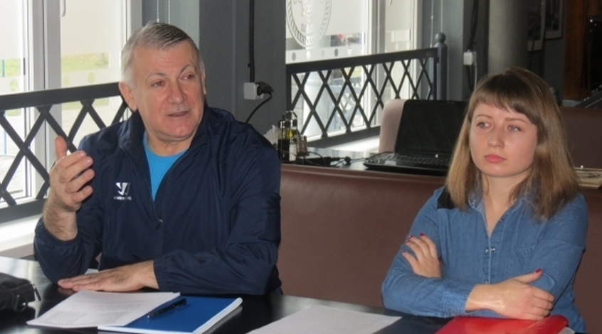 """Василь Вовк подав заяву про звільнення від обов'язків президента СФК """"Нива"""""""