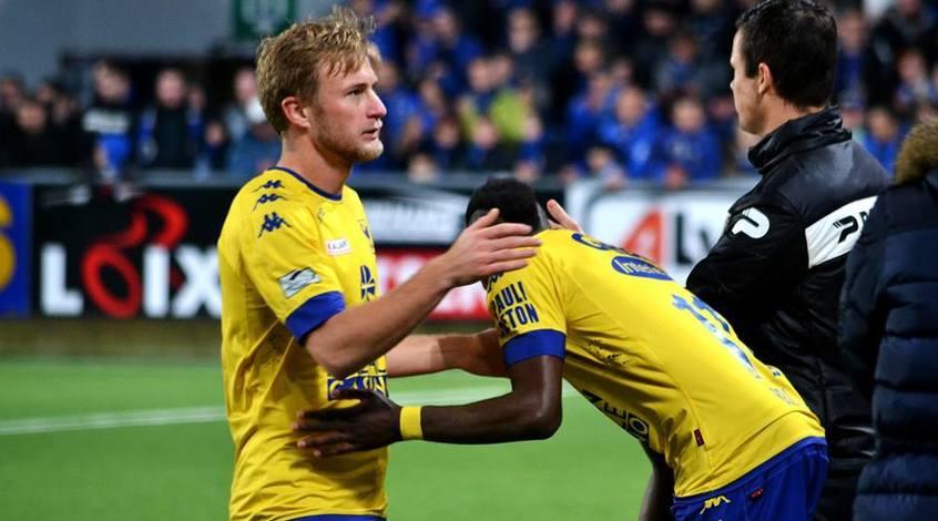Украинец Роман Безус забил за«Сент-Трюйден» прямым ударом суглового