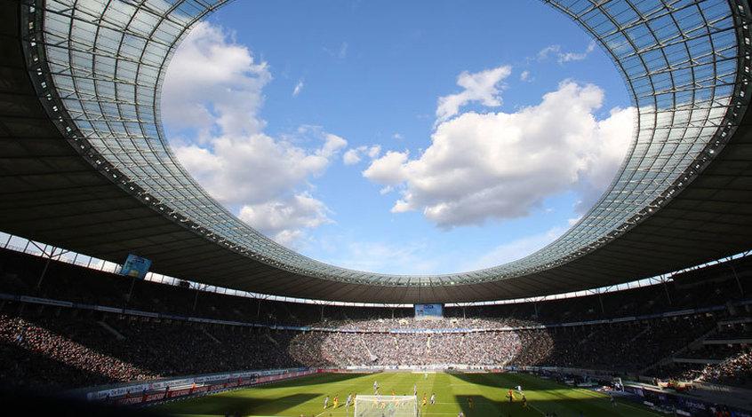 """Проект нового чисто футбольного стадиона """"Герты"""" будет представлен в феврале"""