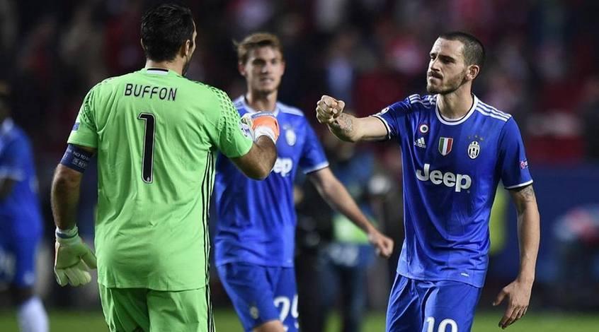 """""""Севилья"""" - """"Ювентус"""" 1:3. Лига Европы затаила дыхание"""